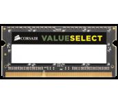 Памет Corsair DDR3, 1333MHz 4GB (1 x 4GB) 204 SODIMM 1.5V, Unbuffered