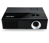 Projector Acer P1373WB, DLP® 3D Ready, HDMI 3D, Resolution: WXGA (1280x800), Format: 16:10, Contrast: 17 000:1, Brightness: 3 100 lumens, Input: HDMI®, 2xD-sub, RCA, S-video, Audio In, 3xUSB, Output: D-sub, Audio Out, Acer ColorBoost II+, Acer ColorSafe,