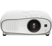 Multimedia-Projector EPSON EH-TW6600W, Home Cinema/Gaming, Full HD 1080p, 1920 x 1080, 16:9, Full HD 3D, 2,500 lumen, 2,500 lumen, 70,000 : 1, USB 2.0 Type A, USB 2.0 Type B, RS-232