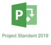 Microsoft Project Standard 2019 Win English Medialess