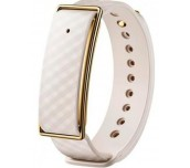 Huawei Color band A1 with united Black Si-band, Sports accessories,black,Model:AW600/Platform:Android4.4&IOS7.0/BT 4.1, White