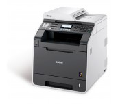 Color Laser Multifunctional BROTHER MFC9460CDN, Printer 24 ppm single pass 2400x600, Copier 24 ppm 2400x600, ADF, Scanner 1200x2400, Fax 33600, 128 MB, PCL6 BRScript3, Duplex, Network, PictBridge