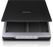 Scanner EPSON Perfection V19,  A4, 4,800 dpi x 4,800 dpi (Horizontal x Vertical), Input: 48 Bits Color, Output: 24 Bits Color, RGB colour dropout / enhance, Automatic area segmentation, Text enhancement, Scan to Cloud Storage