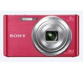 Sony Cyber Shot DSC-W830 pink