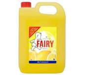 ПРЕПАРАТ ЗА СЪДОВЕ FAIRY PROFESSIONAL LEMON 5L