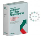 Kaspersky Endpoint Security for Business - Select Eastern Europe Edition. 25-49 Node 1 year Base License