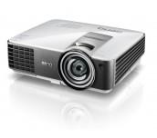 BenQ MW820ST, DLP, WXGA, 3000 ANSI, 13 000:1, LAN, HDMI, up to 10 000h lamp life, 3D