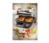 Tefal GC451B12, SuperGrill , 2000W, Adjustable thermostat, removable plates, surface for baking : 600 cm2