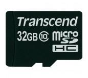 Transcend 32GB micro SDHC (No Box & Adapter, Class 10)