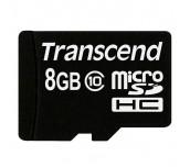 Transcend 8GB micro SDHC (No Box & Adapter, Class 10)