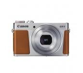 Canon Powershot G9 X Mark II, silver