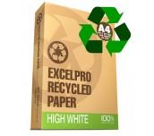 Рециклирана копирна хартия