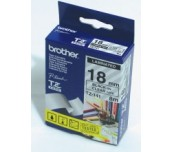 Brother TZ-E141 Tape Black on Clear, Laminated, 18mm, 8m - Eco