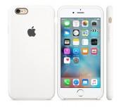 Apple iPhone 6s Silicone Case - White