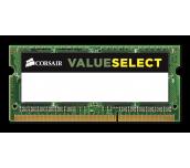 Памет Corsair DDR3L, 1600MHZ 4GB (1 x 4GB) 204 SODIMM 1.35V (low voltage), Unbuffered