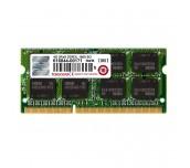 Transcend 4GB 204pin SO-DIMM DDR3L 1600 2Rx8 256Mx8 CL11 1.35V