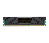 Памет Corsair DDR3, 1600MHz 16GB (2 x 8GB) 240 Dimm, Unbuffered, 9-9-9-24, Vengeance Low Profile Heatspreader, Core i7, Core i5 and Core 2/AMD Phenom II - Dual Channel, 1.5V